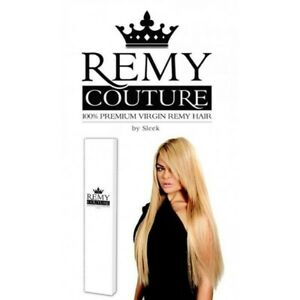 SLEEK Remy Couture Silky Weave 100% Virgin Remy Human Hair
