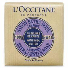 L'Occitane Shea Butter Extra Gentle Soap Lavender (01SA100LV)