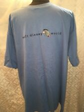 Walt Disney World 2Xl Xxl Blue T-Shirt Eeyore Winnie The Pooh Graphic