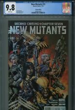 New Mutants 13 CGC 9.8 David Finch Variant 1:25 Wolverine Cable Rogue X-23