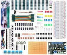 UTRONIX LIMITED Deluxe electronic kit including breadboard, components and PSU
