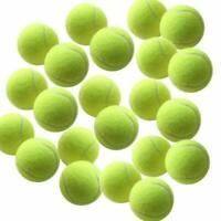 HighLiving ® Dog Tennis Balls 12-Pack Yellow Dog Toy Premium Strong Dog & Puppy