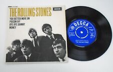 The Rolling Stones EP  You Better Move On. DFE 8560 EX/EX