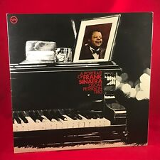 OSCAR PETERSON TRIO A Portrait Of Frank Sinatra  UK vinyl LP EXCELLENT CONDITION