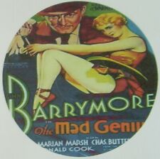 PRE-CODE 37: THE MAD GENIUS 1931 John Barrymore, Marian Marsh, Boris Karloff