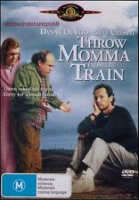THROW MOMMA From The TRAIN Danny DeVITO Billy CRYSTAL Comedy Film DVD NEW Reg 4