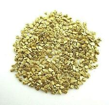 Alaskan Yukon Gold Rush Nuggets #25-20 Mesh 5 GRAMS OF CLEAN GOLD FLAKES.