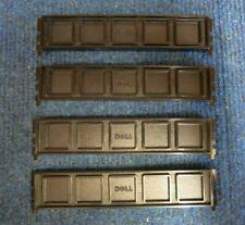 4 x Dell 0GH710 GH710 PowerEdge R610 Terminator Memory Dummy Blankers Blanks