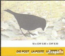 Switzerland MH0-150 (complete issue) fine used / cancelled 2007 Birds