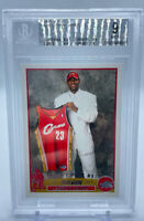 2003 Topps Basketball LeBron James ROOKIE RC #221 BGS 9 MINT