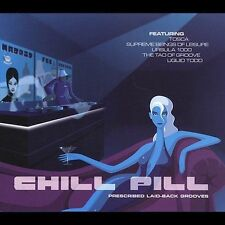 Chill Pill CD
