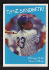 RYNE SANDBERG Broder 1991 Chicago Cubs HOF