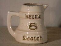 Vintage Bell's Scotch Tankard Jug Pitcher from Hueblein, Inc