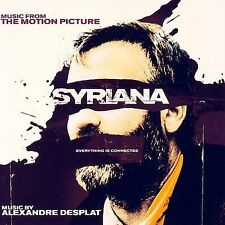 FREE US SHIP. on ANY 2 CDs! NEW CD : Syriana [Original Motion Picture Soundtrack