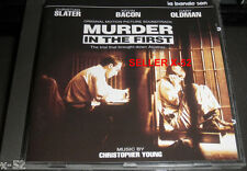 MURDER in the FIRST cd SOUNDTRACK christopher young Kevin Bacon movie SCORE rare