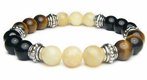 ADDICTION RECOVERY 8mm Crystal Intention Bracelet w/Description - Healing Stone