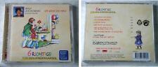 ROLF ZUCKOWSKI 6 Richtige für den Kindergarten .. Polydor CD TOP +Texte +Karaoke