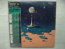 STILL SEALED MASTER SOUND AUDIOPHILE / ELO TIME ELECTRIC LIGHT ORQUESTRA / PROMO