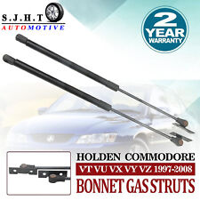 2x Bonnet Hood Gas Struts for Holden Commodore VT VX VY VZ 1997-2006 92047416