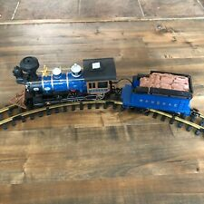 Vintage New Bright Electric Rail King Train Set Chattanooga 1997 TESTED & WORKS