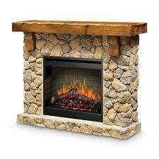 Optiflame Fieldstone Elektrokamin elektrischer Kamin Ofen Elektro-Kamin