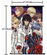 Anime Vampire Knight Wall Poster Scroll Home Decor Cosplay 1333