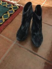 Ladies Topshop Ankle Boots Size 39