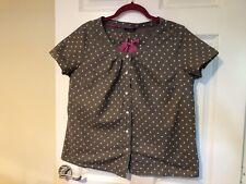 Joules Woven Pyjamas Size 12