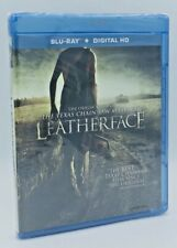 Leatherface  [2017]  Blu-ray+Digital   Origin Story of Texas Chain Saw Massacre