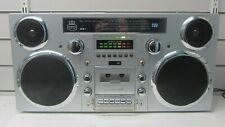 GPO BROOKLYN RADIO / CD / BLUETOOTH / CASSETTE BOOMBOX