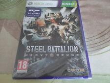 STEEL BATTALION HEAVY ARMOR ( XBOX 360 KINECT ) NOUVEAU