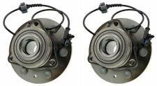 Pair Front Wheel Hub Bearing for 2008 2009 Cadillac Escalade ESV 4WD/AWD ONLY