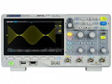 SIGLENT SDS1104X-E Super Phosphor Oscilloscope 4-channel 100 MHz 1 GSa/s 14 MB