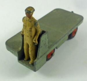 DINKY B.E.V. TRUCK IN GREY No 14a/400 VINTAGE DIECAST