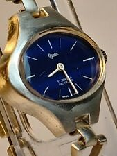 Ogival 17 Jewels Sterling Silver Probe 800 Hallmarked Swiss Made Ladies Watch