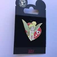 Tinker Bell - Birthstone Collection - July Disney Pin 44914