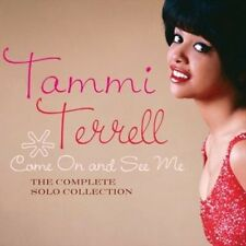 Tammi Terrell Come on and See Me The Complete Solo Collection 2 CDs 2010