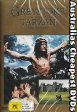 Greystoke The Legend OF Tarzan DVD NEW, FREE POSTAGE WITHIN AUSTRALIA REGION ALL