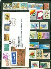 AUSTRALIE - Lot de timbres
