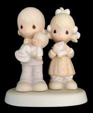 "Precious Moments ""Rejoicing With You"" figurine E-4724, Triangle Mark, with Box"
