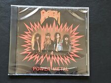 PANTERA -Power Metal RARE! CD (Jewel Case/ Manufacture Sealed)