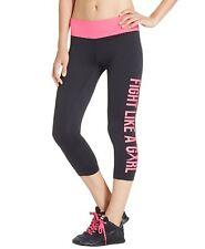 Ideology Womens Running Fitness Athletic Leggings