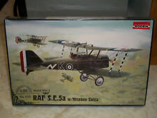 Roden 1/32 Scale RAF S.E.5a w/Hispano Suiza - Factory Sealed