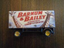 HO Scale Barnum and Bailey Giraffe Wagon