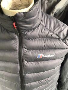 berghaus jacket Hydro Down 600 XXL Black Grey