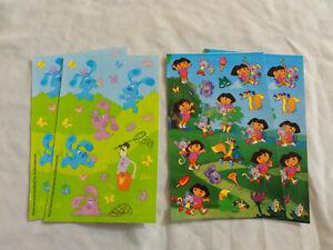 Sandylion Stickers ~ Blues Clues ~ Dora the Explorer