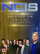 NCIS - Seasons 1-8 Box Set [DVD]