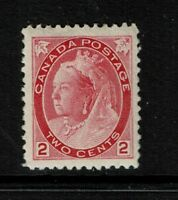 Canada SC# 77, Mint Hinged - S2631