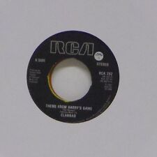 "CLANNAD 'THEME FROM HARRY'S GAME' UK 7"" SINGLE #3"