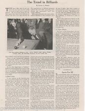 1934 Three Cushion Championship Meet History